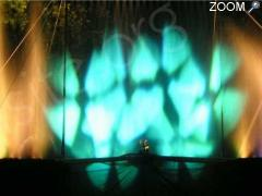 picture of LA MAGIE DE  L EAU  SHOW AQUATIQUE SPECTACLE FONTA