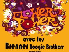 picture of Flower power avec les Brenner Boogie Brothers