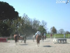 picture of Club hippique centre de vacances de l'hoste