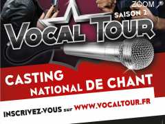 фотография de VOCAL TOUR BORDEAUX LAC 2015 : Spectacle & Casting